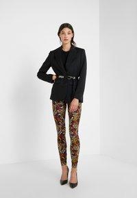 Versace Collection - Leggings - Trousers - scaralatto giallo - 1