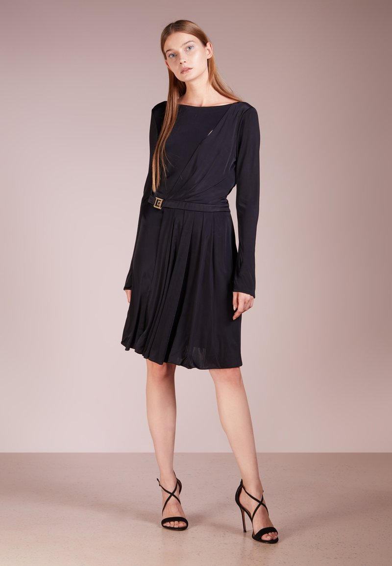 Versace Collection - Jersey dress - nero