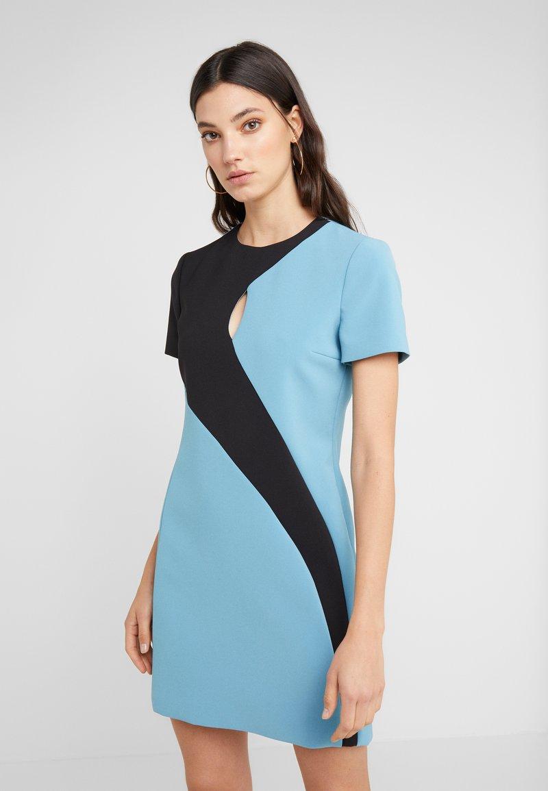 Versace Collection - Shift dress - light blue