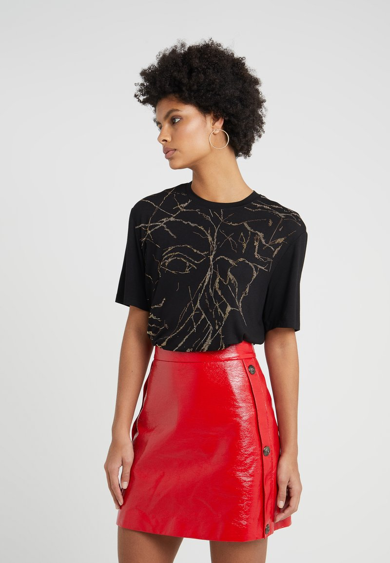 Versace Collection - T-Shirt print - nero