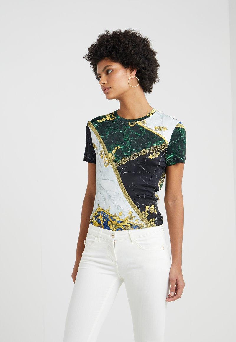 Versace Collection - Camiseta estampada - multicolor