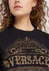 Versace Collection - T-shirt med print - nero