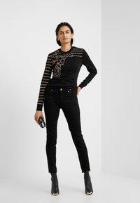 Versace Collection - Strikpullover /Striktrøjer - black - 1