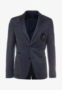 Versace Collection - GIACCA - Sako - blu/argento - 4