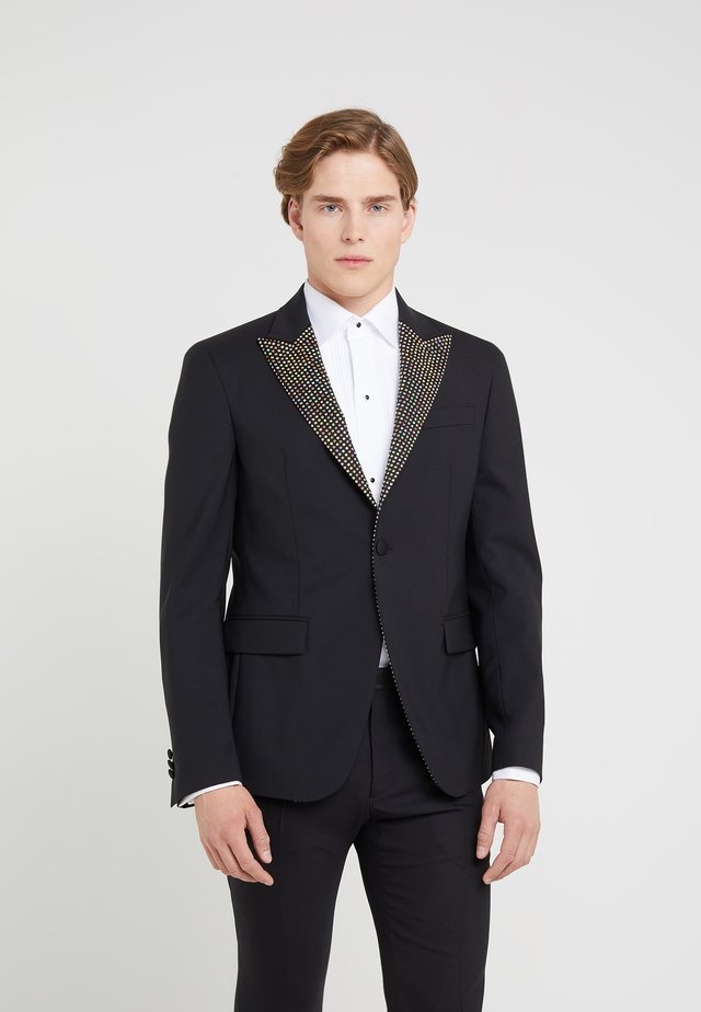 GIACCA FORMALE - Suit jacket - nero