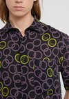 Versace Collection - CAMICIE TESSUTO - Camisa - nero/rosa