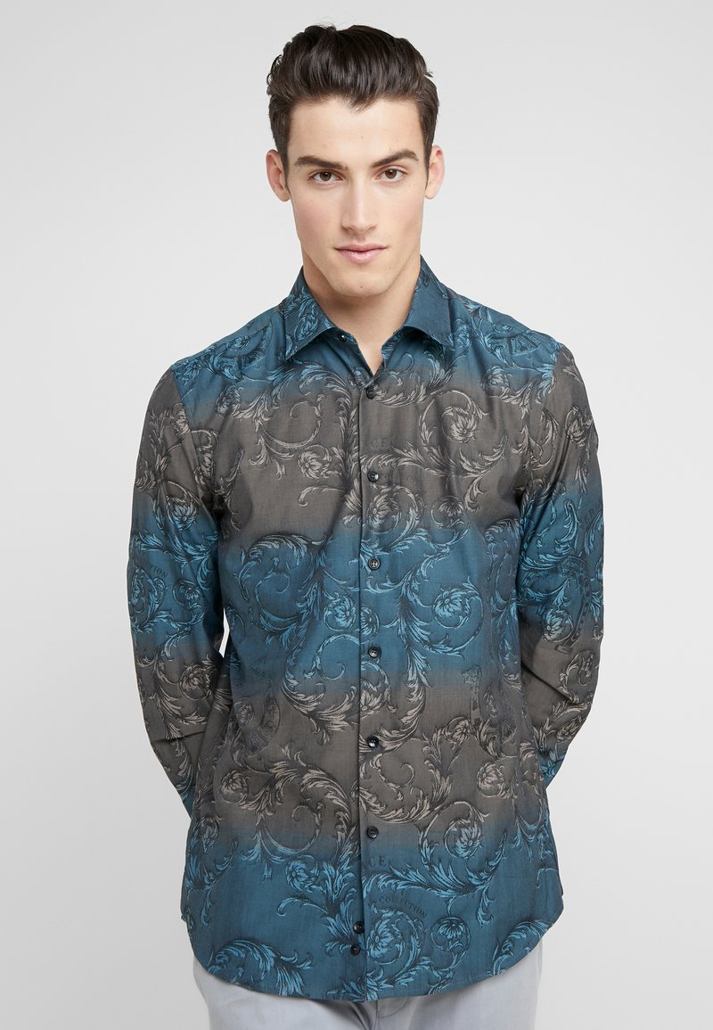 Versace Collection - CAMICIE TESSUTO - Shirt - azzurro