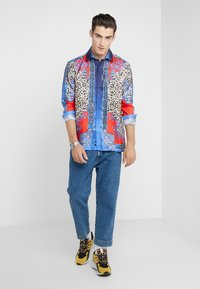 Versace Collection - CAMICIE  - Shirt - blue denim - 1