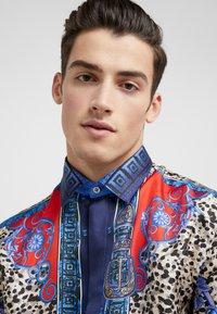 Versace Collection - CAMICIE  - Shirt - blue denim - 3