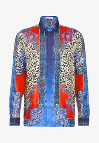 Versace Collection - CAMICIE  - Shirt - blue denim - 6