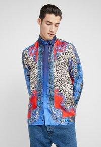 Versace Collection - CAMICIE  - Shirt - blue denim - 0