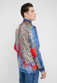 Versace Collection - CAMICIE  - Shirt - blue denim - 2