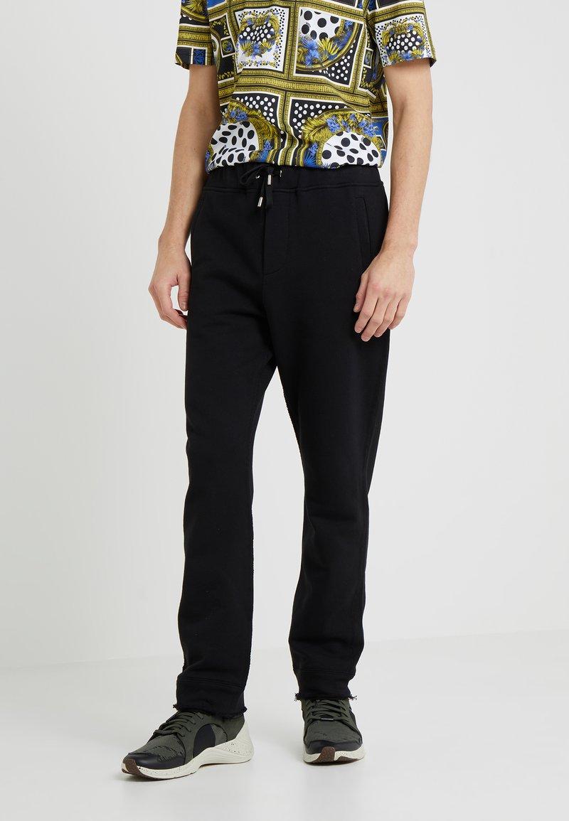 Versace Collection - SPORTIVO PANTALONE - Teplákové kalhoty - nero