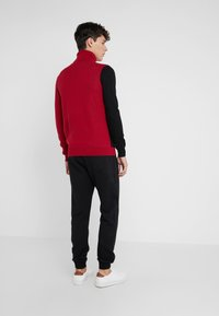 Versace Collection - SPORTIVO PANTALONE - Tracksuit bottoms - nero - 2
