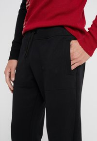 Versace Collection - SPORTIVO PANTALONE - Tracksuit bottoms - nero - 3