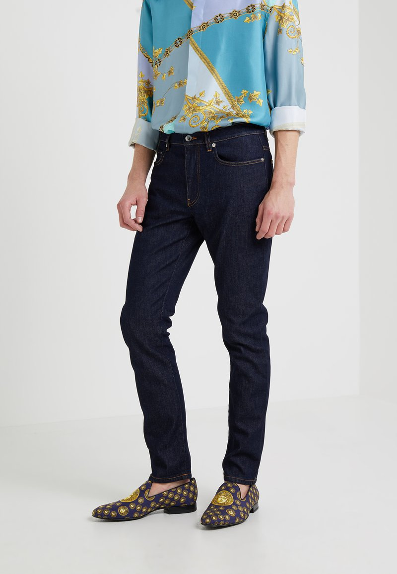 Versace Collection - Vaqueros slim fit - blue