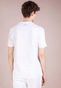 Versace Collection - T-shirt con stampa - bianco - 2