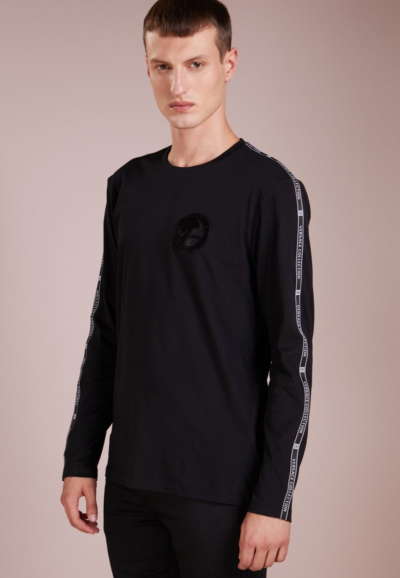 Versace Collection - Long sleeved top - nero