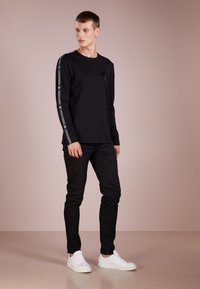 Versace Collection - Long sleeved top - nero - 1