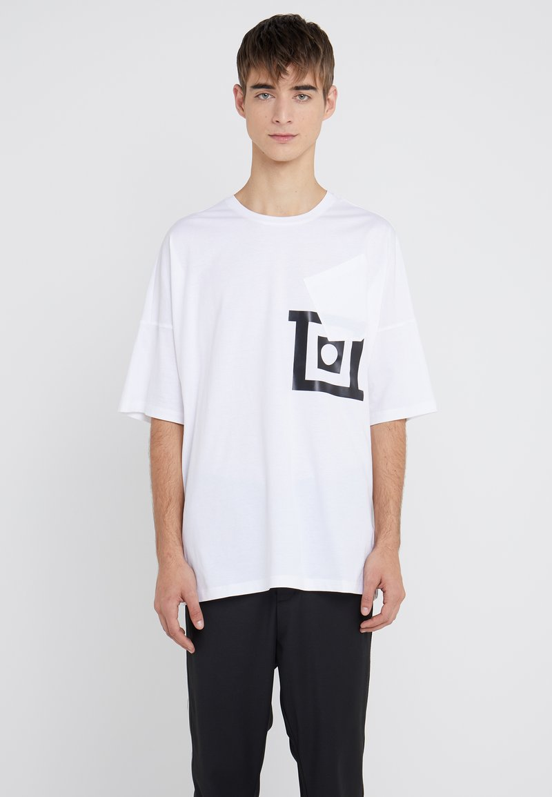 Versace Collection - T-Shirt print - bianco ottico