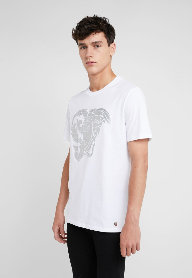 Versace Collection - T-shirts med print - bianco