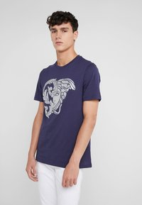 Versace Collection - T-Shirt print - blue - 0