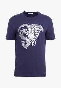 Versace Collection - T-Shirt print - blue - 3