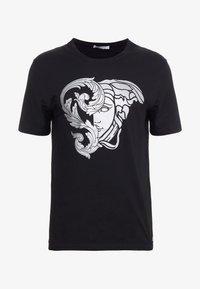 Versace Collection - Camiseta estampada - nero - 3