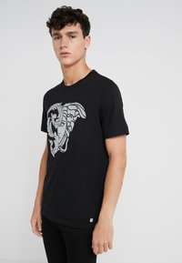Versace Collection - Camiseta estampada - nero - 0