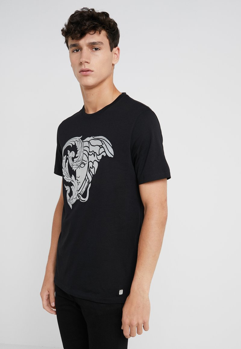 Versace Collection - Printtipaita - nero