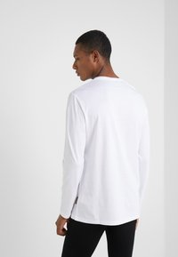 Versace Collection - GIROCOLLO REGOLARE - Long sleeved top - bianco/nero - 2