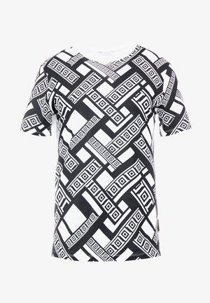 T-shirt imprimé - bianco stampa