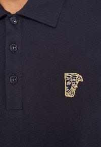 Versace Collection - Polo - navy/ oro - 5
