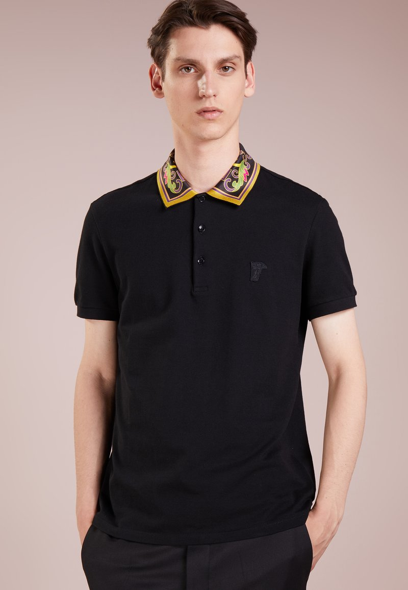 Versace Collection - Poloshirt - nero