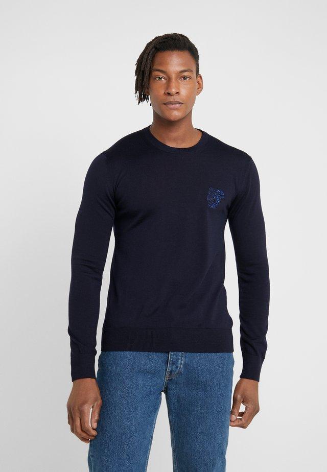 IN MAGLIA - Stickad tröja - dark blue