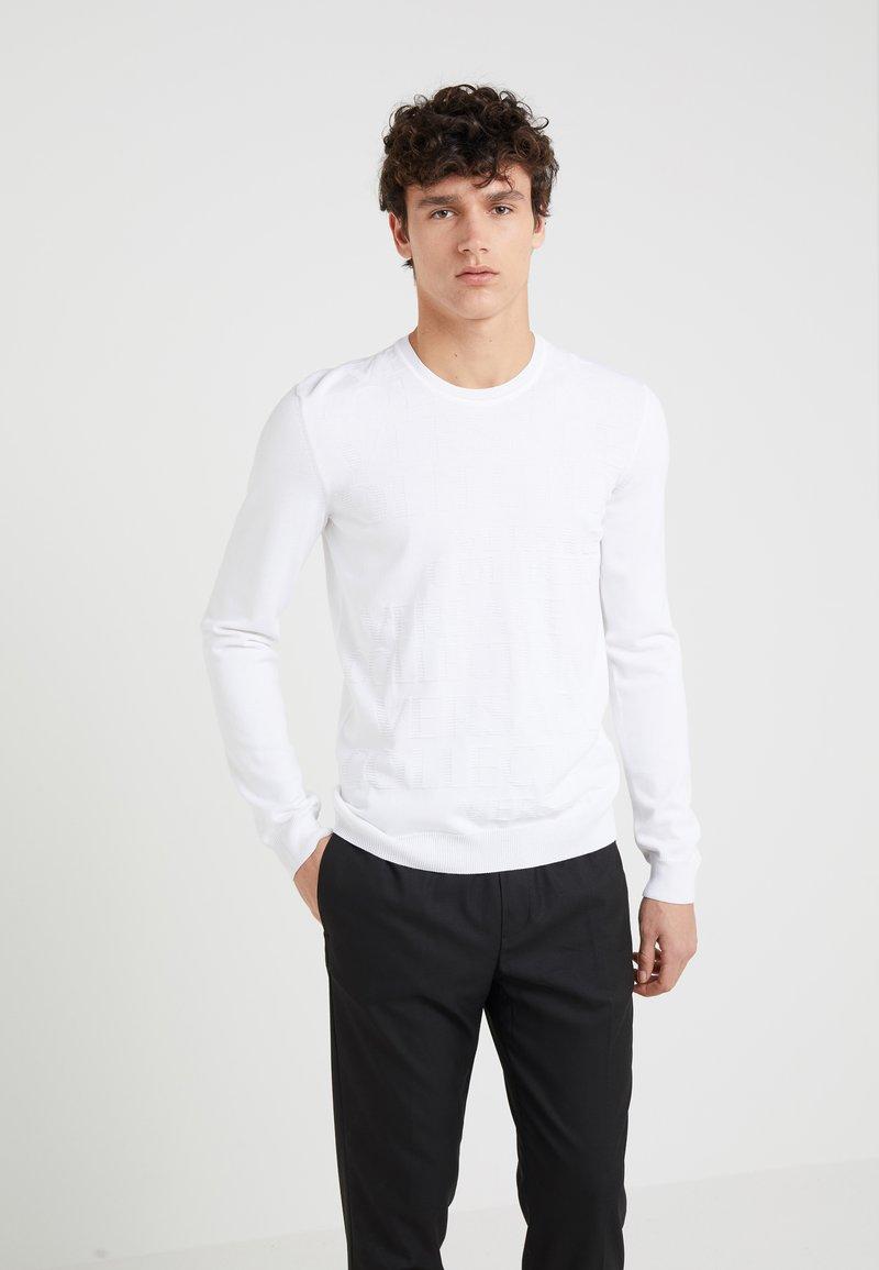 Versace Collection - Jersey de punto - bianco