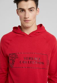 Versace Collection - Hættetrøjer - rosso