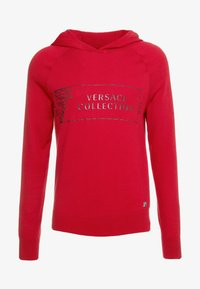 Versace Collection - Hættetrøjer - rosso - 3
