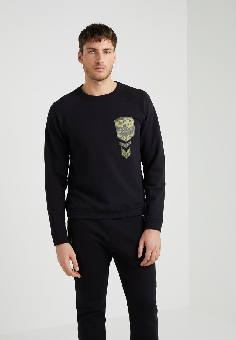 Versace Collection - SPORTIVO - Sudadera - black