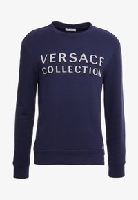 Versace Collection - SPORTIVO FELPA - Sweatshirt - bluette - 3