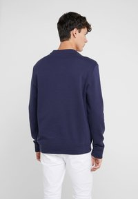 Versace Collection - SPORTIVO FELPA - Sweatshirt - bluette - 2