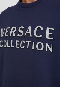 Versace Collection - SPORTIVO FELPA - Sweatshirt - bluette - 4