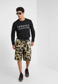 Versace Collection - SPORTIVO FELPA - Mikina - nero - 1