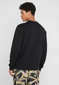 Versace Collection - SPORTIVO FELPA - Sweatshirt - nero - 2