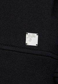 Versace Collection - SPORTIVO FELPA - Sweatshirt - nero - 5