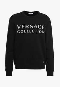Versace Collection - SPORTIVO FELPA - Mikina - nero - 4