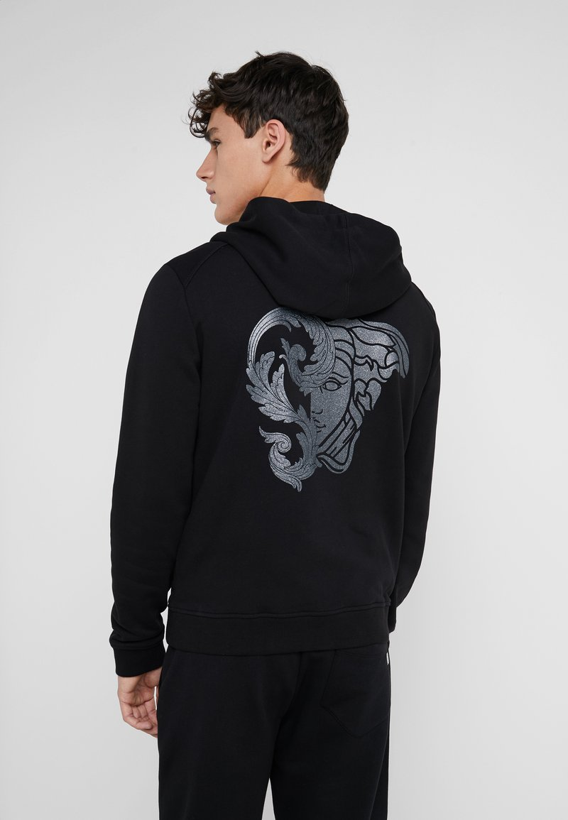 Versace Collection - SPORTIVO - Sweatjacke - nero