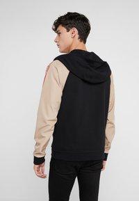 Versace Collection - SPORTIVO - veste en sweat zippée - nero - 2
