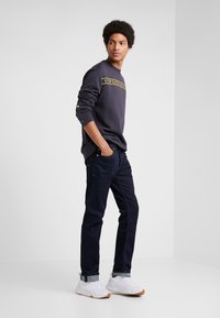 Versace Collection - FELPA CON RICAMO - Sweatshirts - blue - 1