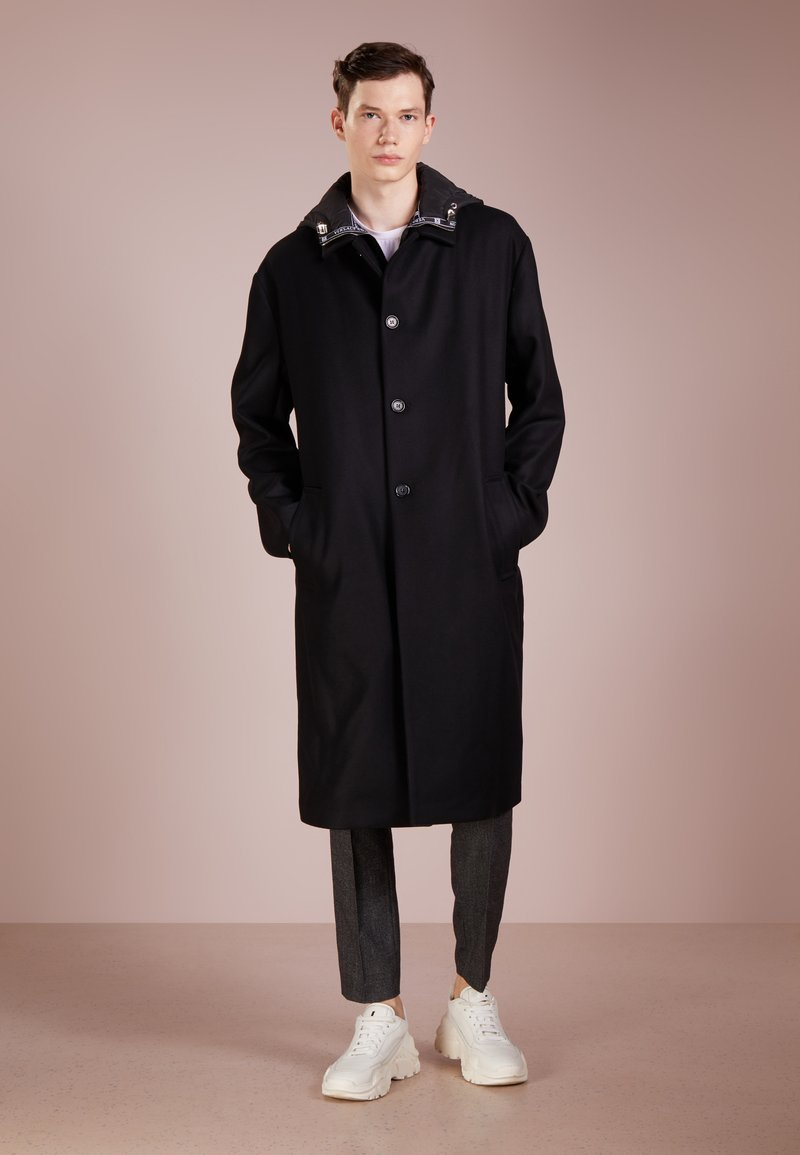 Versace Collection - Classic coat - nero